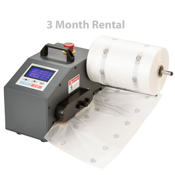 Packer Am-321Mini Air Cushion Machine, 3 Month Rental