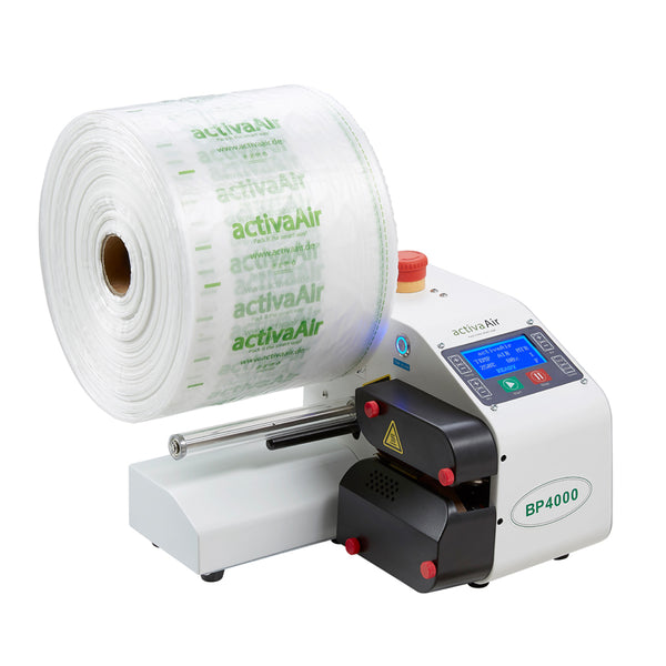Activaair Void Fill System For Cushions Or Mats Up To 1500M Roll