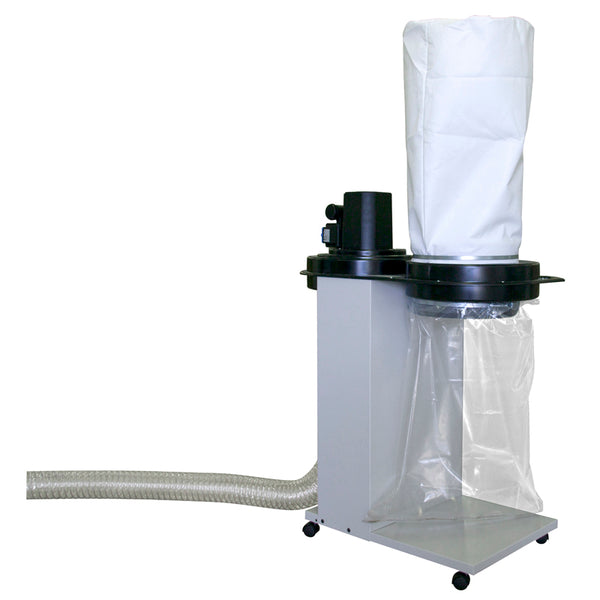 Dust Reduction Unit, 0.75Kw/1Ph/230V With 90 Litre Waste Bag Capacity With 5M Hose & Fittings