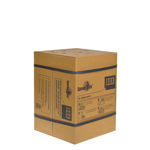 Speedman Dispenser Box Containing Speedman Roll, 390mm X 450M X 70Gsm, In Handy Dispenser