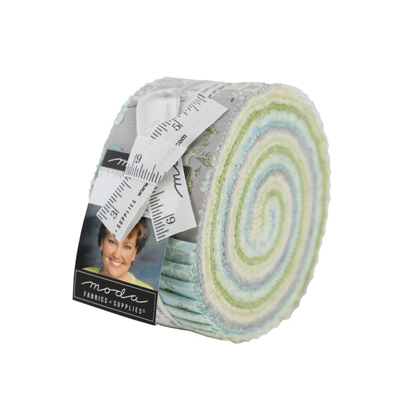 Jelly Roll - Precut Fabric - Dover Fabric Range - Brenda Riddle for Moda Fabrics