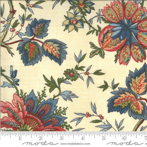 Large Floral - Elinore's Endeavor - Moda Fabrics - Ironstone