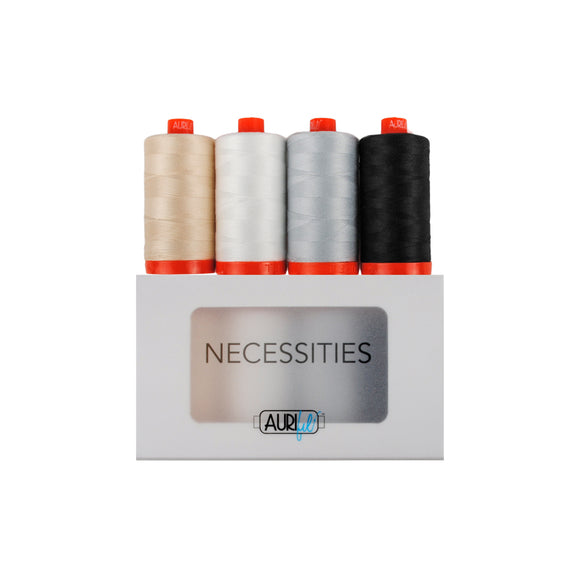 Aurifil 50's Weight - Necessities Thread Collection