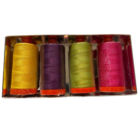 Aurifil Threads Gift Box - Colourful
