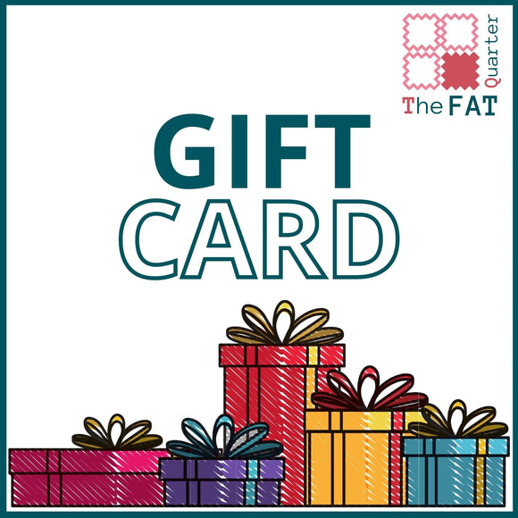 TheFatQuarter Gift Card