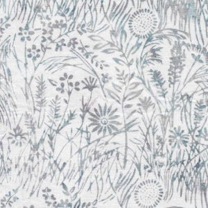 Meadow - Pattern No. 121934730 - Island Batiks Fabric - White