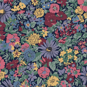 Malvern Meadow - Flower Show Winter Fabric Range - Liberty Fabrics