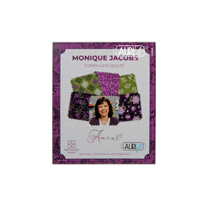Aurifil 50's Weight - Amour by Monique Jacobs Cotton Thread Collection