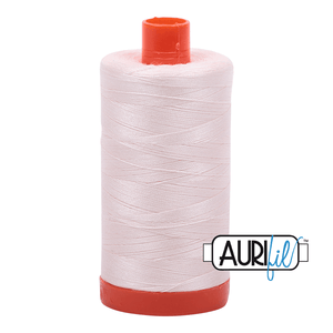 Aurifil Cotton Thread - 50's Weight - 1300 metres - Oyster (2405)