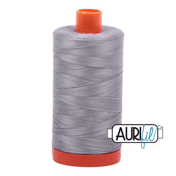 Aurifil Cotton Thread - 50's Weight - 1300 metres - Mist (2606)