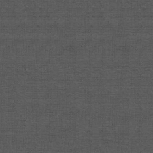 Linen Texture range of fabric by Makower - Slate Grey