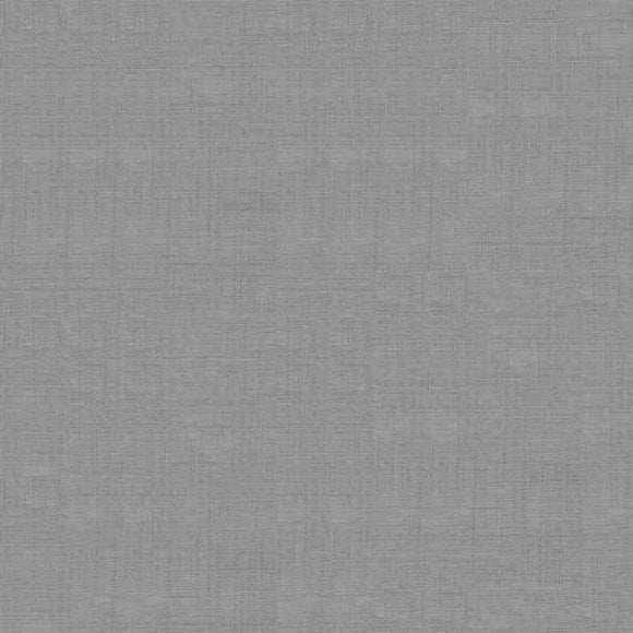 Linen Texture range of fabric by Makower - Steel Grey
