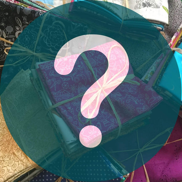Mystery 7 - Fat Quarter Bundle