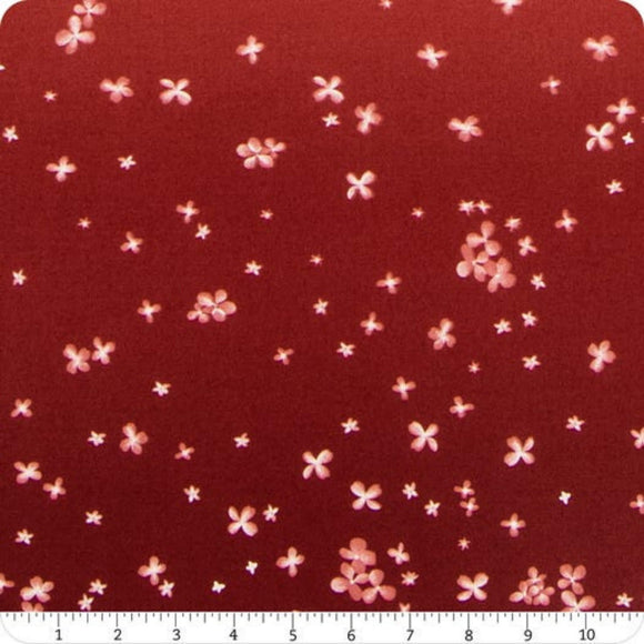 Mulberry - Ombre Bloom Fabric Range - Moda Fabrics