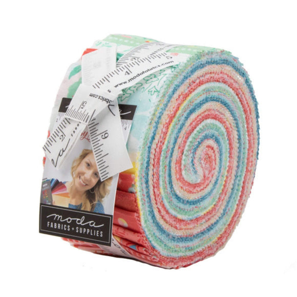 Gypsy Soul - Moda Fabrics - Jelly Roll