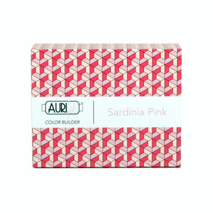 Aurifil 50's Weight - Sardinia Pink -  Colour Builder Thread Collection