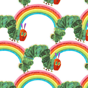 Rainbows - The Hungry Caterpillar Fabric Range - Andover