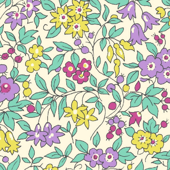 Forget Me Not - Flower Show Summer Fabric Range - Liberty Fabrics