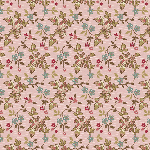 Jasmine - Super Bloom Range of Fabric by Edyta Sitar - Tuberose