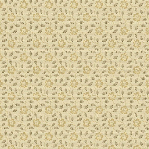 Morning Glory - Wicker - Sonoma Fabric Range - Makower