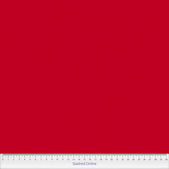 Spectrum Plains range of fabric by Makower - Bright Red