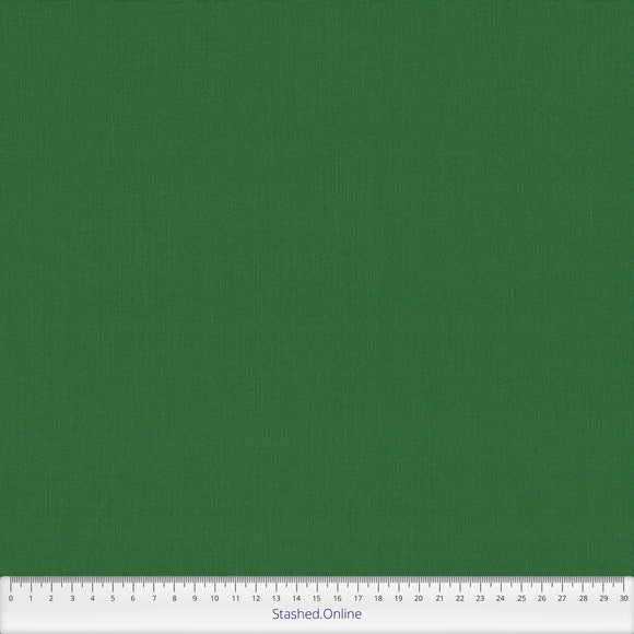 Spectrum Plains range of fabric by Makower - Foliage Green