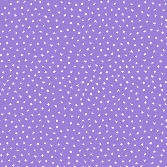 Star Bright Fabric Range - Andover - Mauve