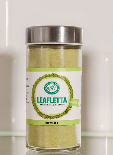 Leafletta Exfoliating Cleansing Powder