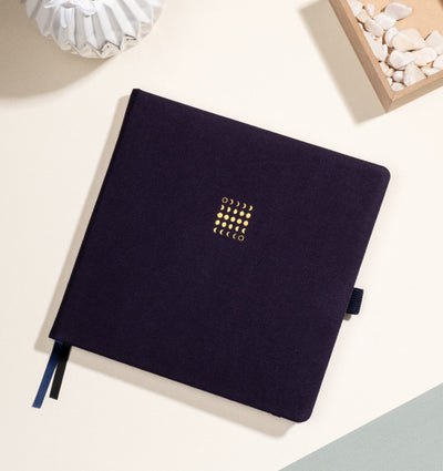 Our New Square Dotted Journal