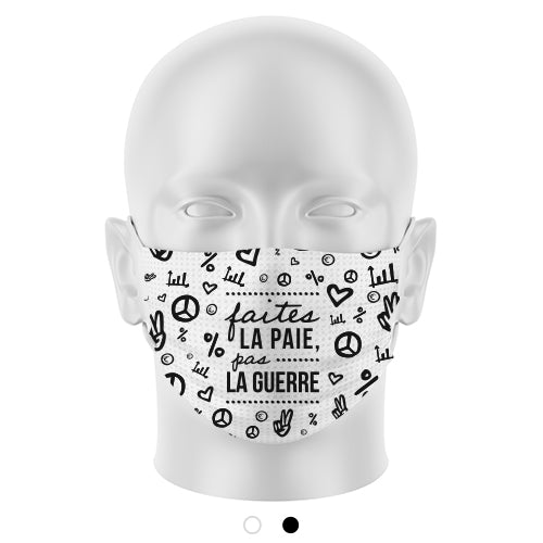 Masque (lot de 250) -