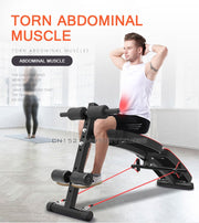 Universal Sit Up Abdominal Machine
