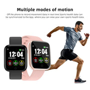 SMART WORKOUT FITNESS TRACKER WATCH