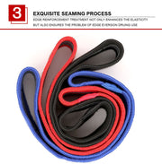 AOLIKES Hip & Butt Resistance Bands