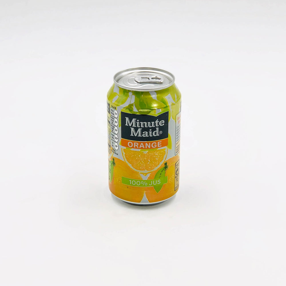 Minute Maid Orange Canette - 33cl