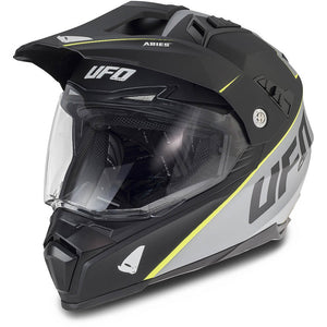 CASCO UFO ARIES - NEGRO