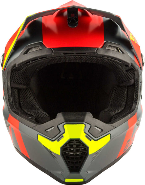 CASCO ANSWER AR5 VOYD ROJO
