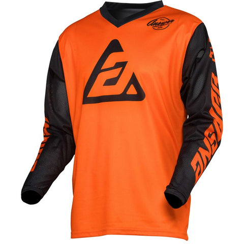 CAMISETA ANSWER ARKON BOLD NARANJA