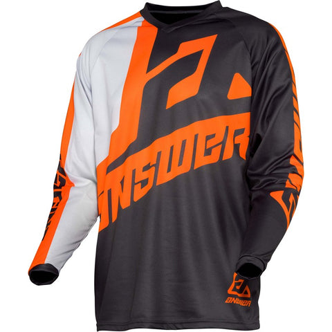 CAMISETA ANSWER SYNCRON VOYD NARANJA