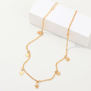 Star  Pendant Necklaces