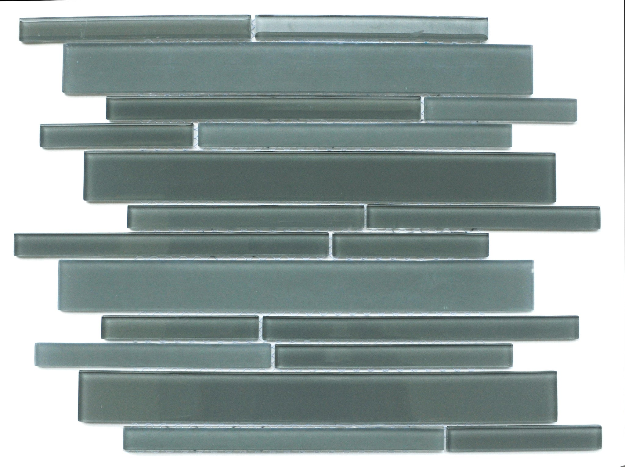 Charisma Glass Linear Mosaic Tile Wise
