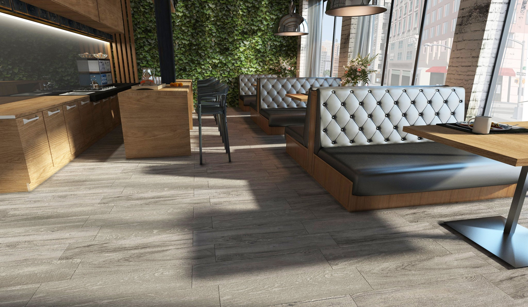 Beach Wood Floor/Wall Tile