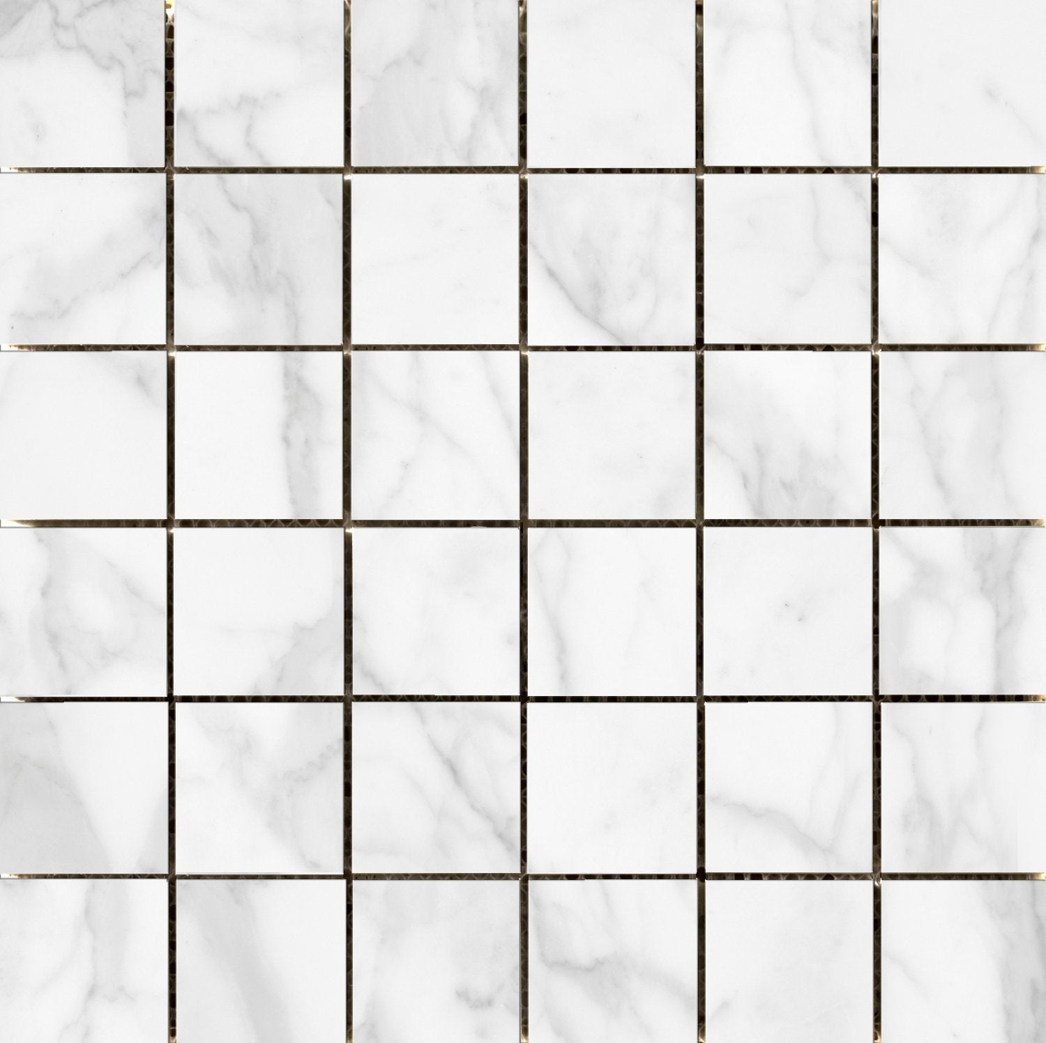 Quest Mosaic Tile White