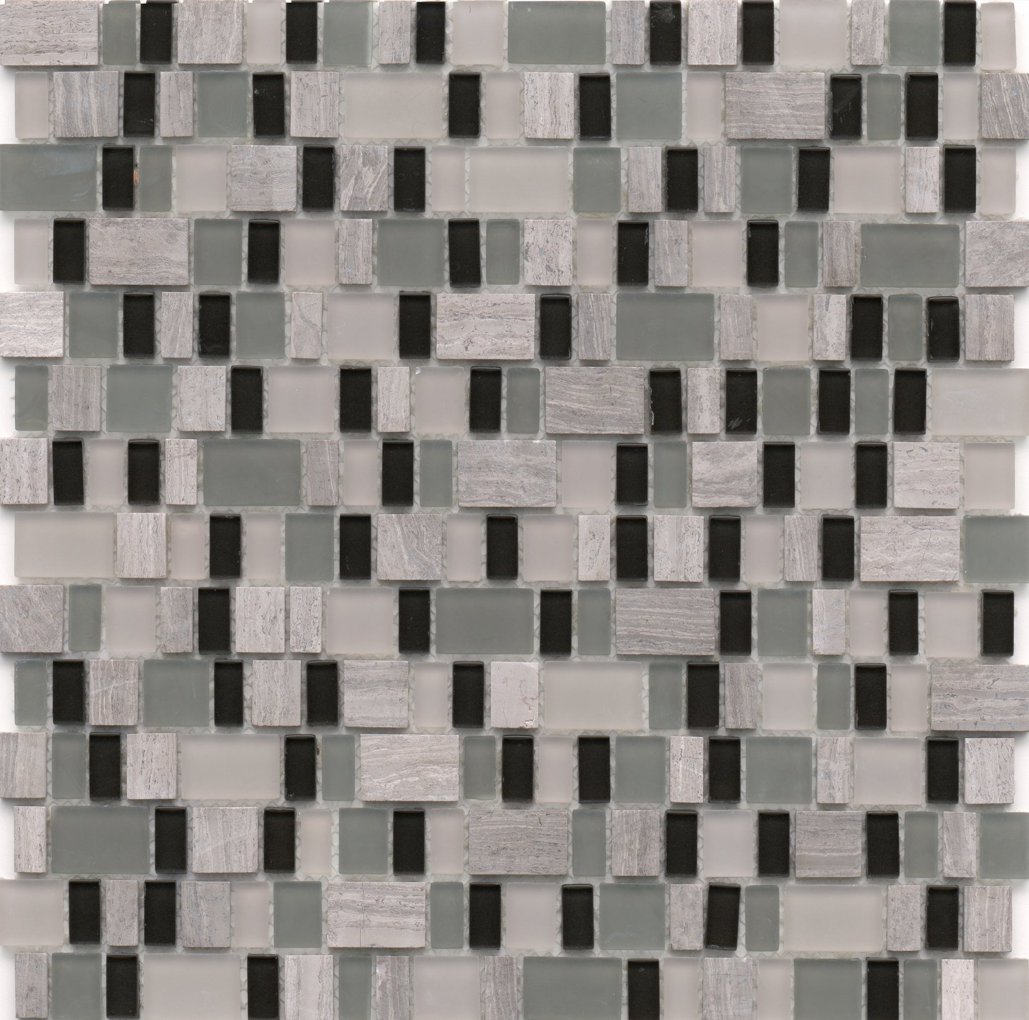 Unique Glass Mosaic Tile Ode