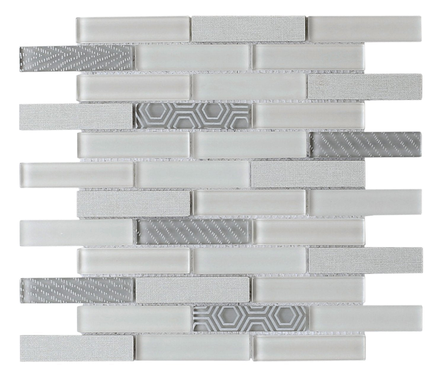 Volare Glass & Porcelain Wall Tile Cieli
