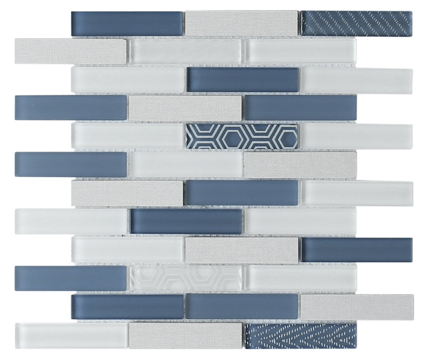 Volare Glass & Porcelain Wall Tile Stella