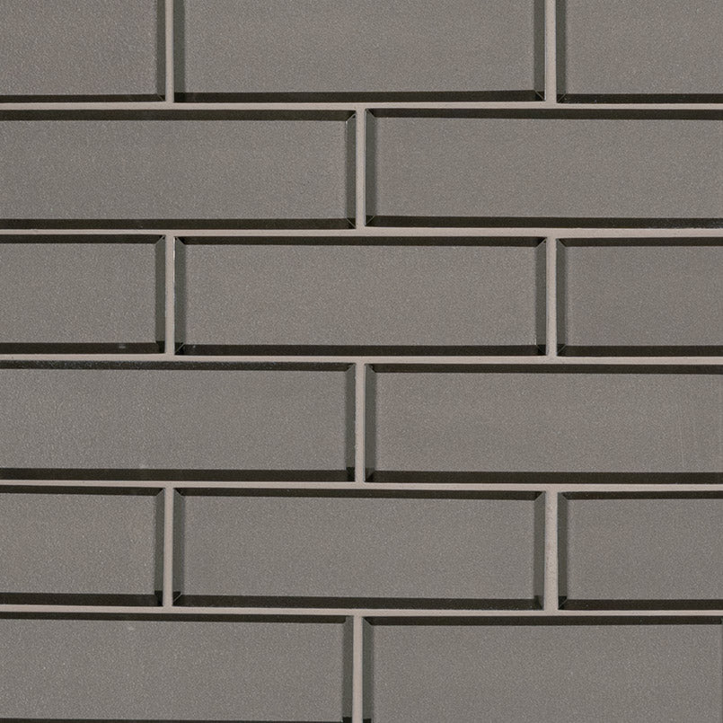 Champagne Bevel Subway Tile