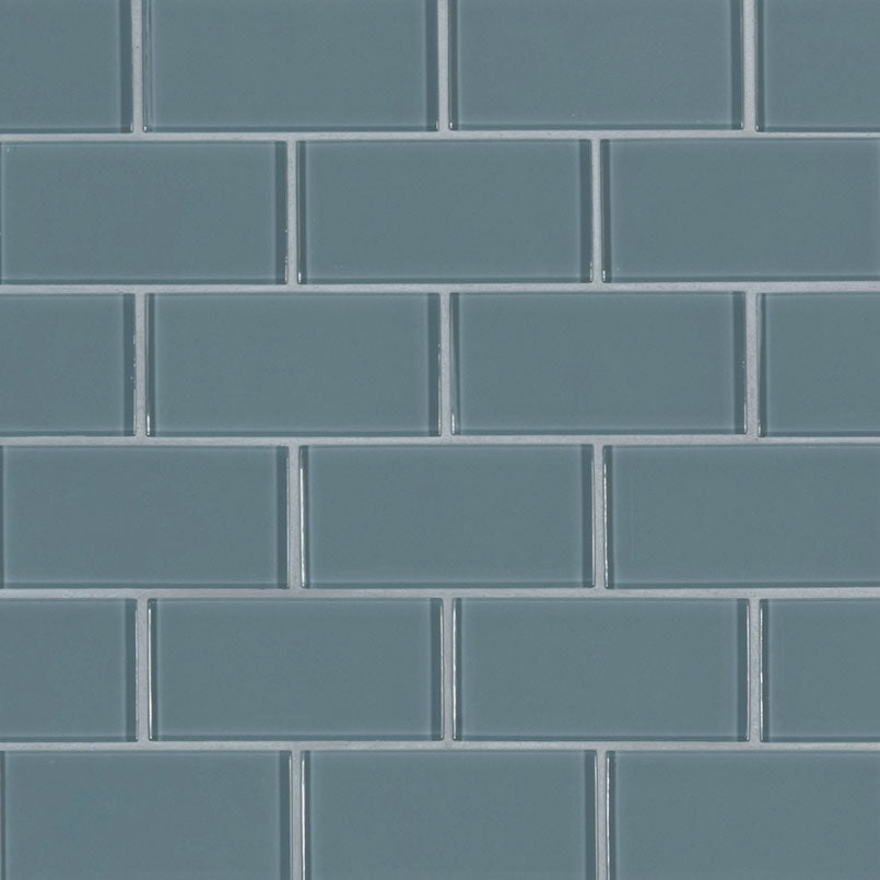 Harbor Gray Subway Tile