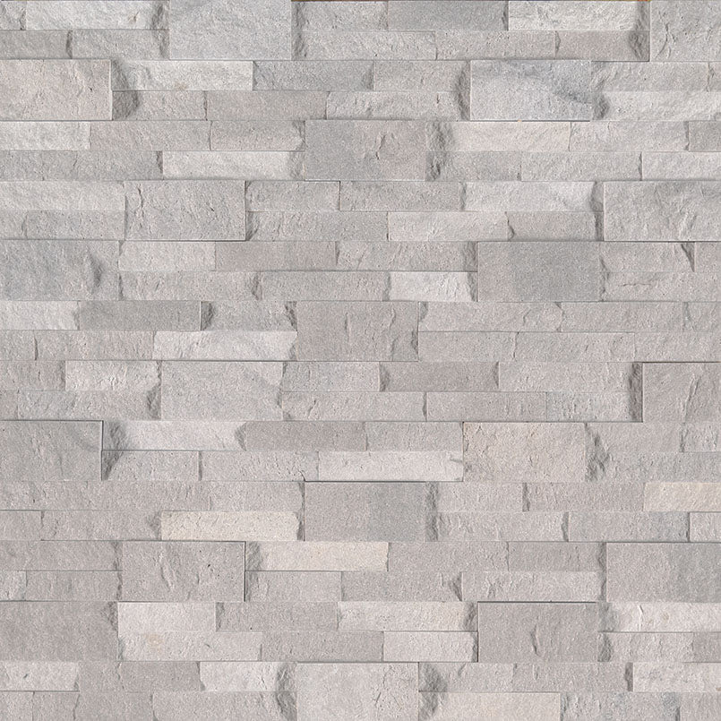 Iceland Grey Rockmount Stacked Stone Panels