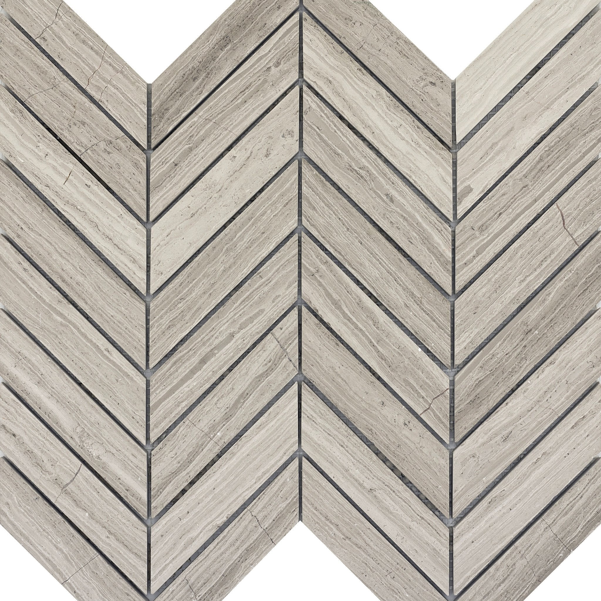 Metro Cream Chevron