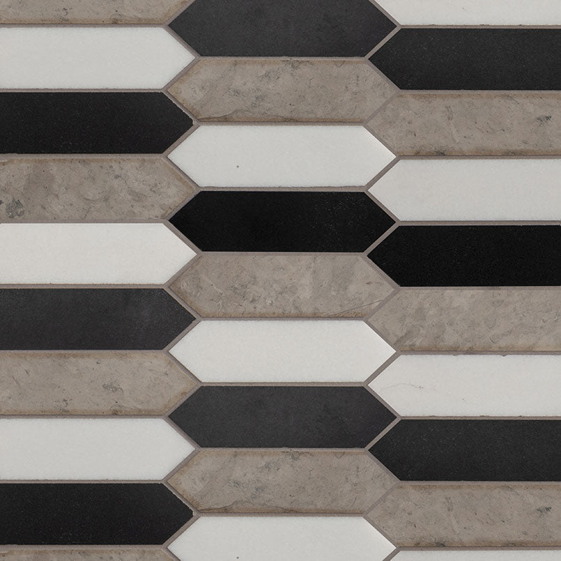 Metropolitan Picket Tile